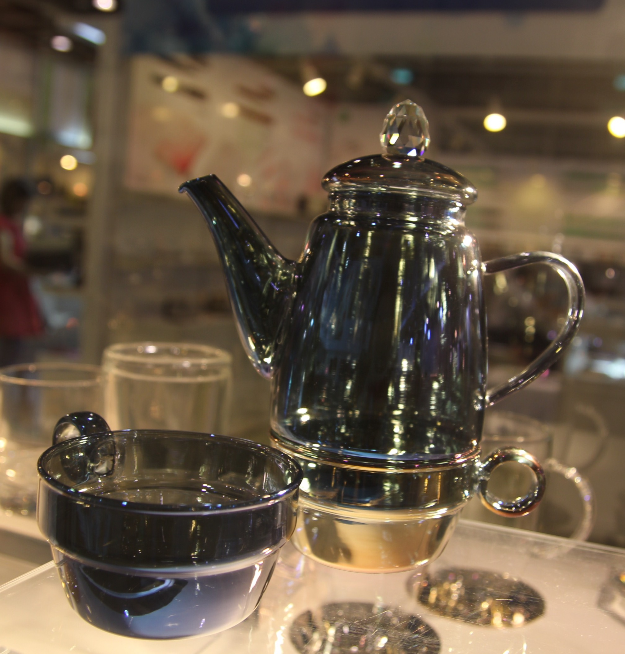 EP Tea Pot Set